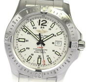 Breitling Colt A1738811/g791 Date White Dial Automatic Menand039s Watch_609725