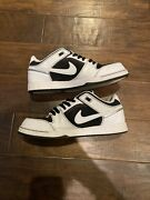 Nike Air Zoom Oncore 2 White Black Mens Sneakers Shoes Size 10.5 366630-100