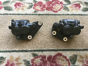 Harley Davidson Oem Street 500 / 750 Front And Rear Brake Calipers
