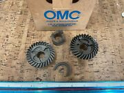 New Oem 0710p21 Omc Johnson Evinrude 395046 0395046 Gears And Clutch Dog Kit