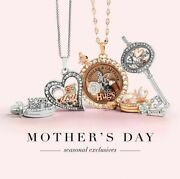 Origami Owl Motherand039s Day 2021 Lockets Necklaces Buy 4 Get Free Charm Free