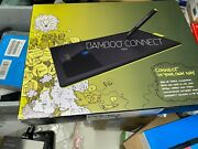 New Wacom Bamboo Capture Cth470 Drawing Tablet And Pen
