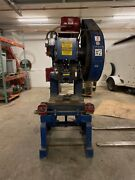 Rousselle 3f 25 Ton Deep Throat Obi Press Dual Palm And Foot Safety