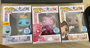 Funko Pop Ad Icons Halloween Cereal 3 Pack Franken Boo Berry Count Chocula