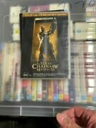 The Texas Chainsaw Massacre Limited Edition 2 Disc Set Rare Oop Region 4 T109