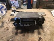 Used Vintage Hitachi Model Kms-2411z Am And Fm Car Radio Datsun Mid 70and039s Z Cars