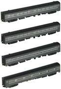 Kato N Scale New York Central 20th Century Limited Express 4-car 10764-2 0418