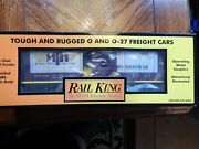 Mth Railking - O Scale - Rounded Roof Boxcar W/gener. Mthrrc2005 30-74223