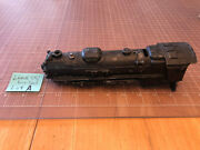 Lionel O Train Die Cast Metal 8142 Steam Locomotive Engine Shell Only Part Lot A