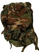 Us Military Cfp 90 Woodland Camouflage Field Pack Large With Internal Frame