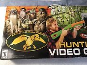 New Unopened Box Duck Dynasty Commander Plug And Play Tv Hunting Video Game Jakks