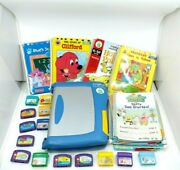 Leapfrog Leappad Plus Writing Learning System 13 Cartridges And Books