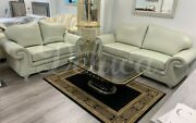 High Quality Leather Sofa 3+2 Seater - Available Immediately