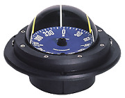 Boat Marine Ritchie Compass Voyager Ru-90 Flush Mount Dial 762mm Black