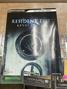 Resident Evil Revelations Brady Games Official Strategy Guide Ps3 Xbox 360