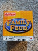 Family Feud Trivia Box Card Gamebrand New/factory Sealed57 Cardsgame For Zoom