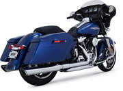Vance And Hines Dresser Duals Chrome 17651
