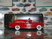 Brooklin Brk 26a Chevrolet Fire Marshal's Truck Rock County Mint Boxed