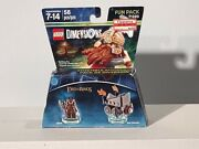 Lego Dimensions Funpack 71220 Lord Of The Rings Gimley And Axe Chariot