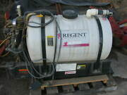 Regent Insecticide Sprayer Tractor Mounted
