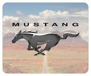 Mustang Mouse Pad. Ford Motors.....free Shipping
