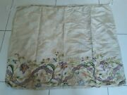 Antique Chinese Qing Dynasty Hand Embroidery Skirt Size Length35width42