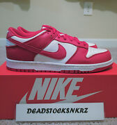 2020 Nike Dunk Low Sp St. Johnand039s University Red Cu1727 100 Menand039s Sizes