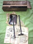 1950andrsquos Nos Hallmark Outside Rear View Truck Auto Mirror Chevy Dodge Ford Rat Rod