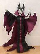 Articulated Disney Store Maleficent Classic Doll 12andrdquo