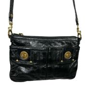 Marc By Marc Jacobs Totally Turnlock Percy Bag Black