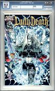 Lady Death 1 Vol 2 Halo Graded 9.2 Nm- 1998 - First Issue