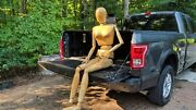 Female Life Size Artist's Retail Store Mannequin Wooden Fully Articulated Joints