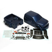 Cen Racing Ford F-450 Sd Complete Body Set Blue Galaxy Cen-cd0902