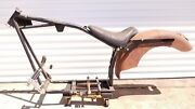 Harley Chopper Atlas Dragon Dyna Swing Arm Chassis Main Frame Single And Twin Cam