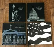 2005-2008 United States Mint American Legacy Collection Full Set Ogp