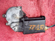Gm Delco Power Window Motor - Corvette Chevelle - Left 60and039s To 70and039s