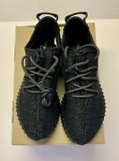 Adidas Yeezy Boost 350 Pirate Black Bb5350 Menand039s Size 11.5
