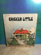 The Platt + Munk Co Lot Of 12 Vintage Paper Books 1932 Chicken Little And More
