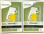 Lot Of 2 Electrolux Intensity El206a Vacuum Bags 6-pack And 1-filter New In Box