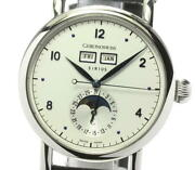 Chronoswiss Sirius White Dial Automatic Menand039s Watch_598132