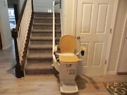 Acorn 180 Curved Stairlift 2 Years Old Excellent Condition Pickup In Pa Only