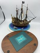Wdcc Enchanted Places Peter Pan The Jolly Roger Captain Hook's Ship Disney