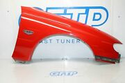 04-06 Pontiac Gto Oem Factory Red Hot Rh Right Passenger Front Fender Complete