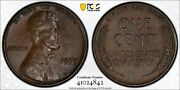 1955 Doubled Die Obverse Ddo Lincoln Wheat Copper Cent Pcgs Au 53