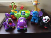 2006 Fisher-price Amazing Animals, Sing And Go Choochoo Train Replacement Car, Etc