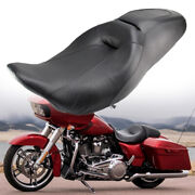 Driver And Rear Passenger Seat For Harley Touring Road King Street Glide 2008-2021