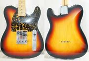 Bill Lawrence Btom-60 3ts Telecaster Esquier Esqwire Made In Japan Good