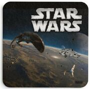 Star Wars Beverage Coaster. Set Of 3. Harrison Ford......free Shipping