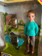 Breyer Model Horse Accessories Heather English Rider And Tack Classic Sz
