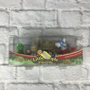 Fisher Price 2003 Little People Sir Lance A Little Dragon Horse Castle Knight